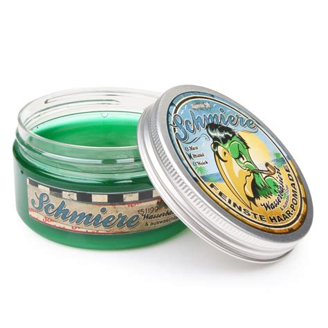 Pomade Medium Hold schmiere water based pomade medium hold