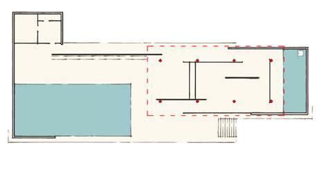 barcelona pavilion floor plan dimensions barcelona pavilion plan dwg free download joy studio