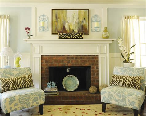 Brick Fireplace Mantel Decorating Ideas by Brick Fireplace Pictures Home Design Ideas Pictures