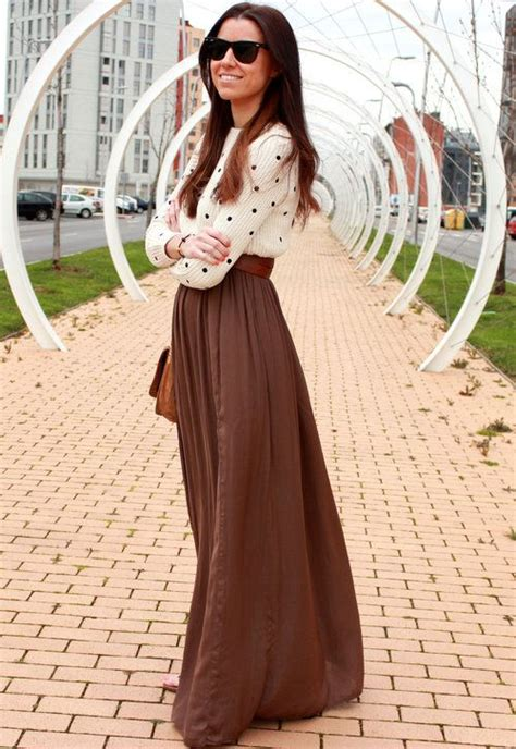 135 best images about how to wear a maxi skirt dress on