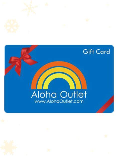 Aloha Gift Cards - hawaiian christmas goods free shipping from hawaii