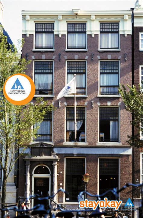 netherlands hostels map stayokay amsterdam stadsdoelen in amsterdam top hostel