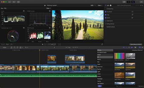 final cut pro on pc 40 programas para editar videos profesionales en pc mac