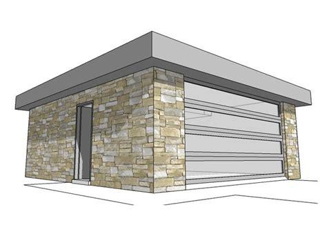 unique garage plans 2 car garage plans modern 2 car garage plan 052g 0006