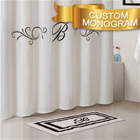 monogrammed bathroom rugs monogrammed bath rugs roselawnlutheran