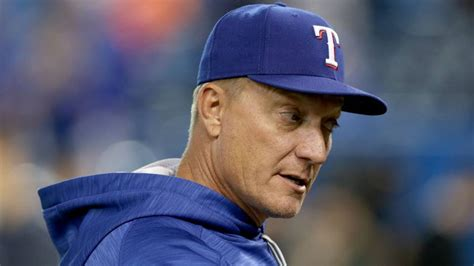 jeff banister rangers jeff banister wins al manager of the year mlb