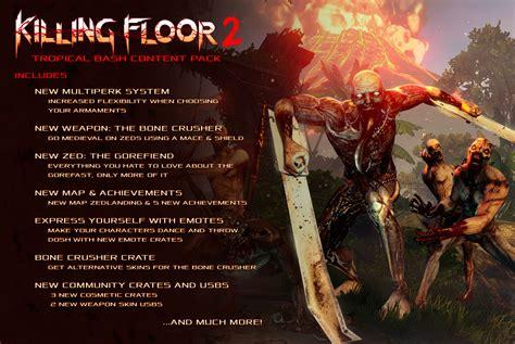 top 28 killing floor 2 bone crusher zedconomy update