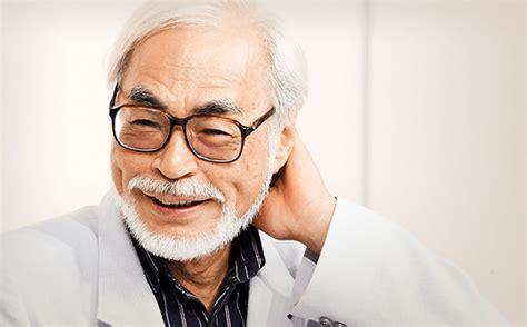 hayao miyazaki full biography on the books hayao miyazaki creating new manga ew com