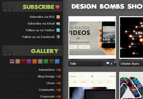 website gallery layout design web design 20 hottest trends to watch out for in 2013
