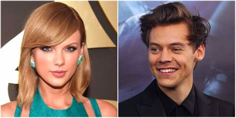 taylor swift es harry styles taylor swift and harry styles fans are convinced the pair