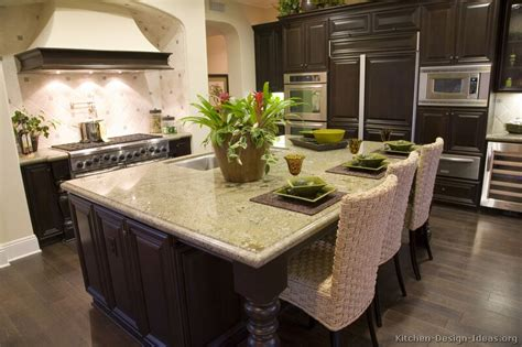 gourmet kitchen islands gourmet kitchen design ideas