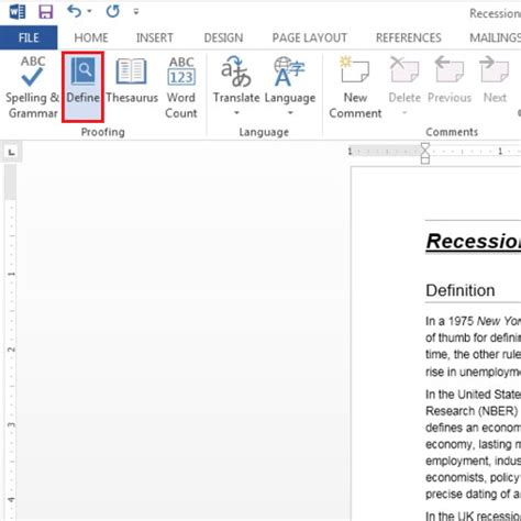 theme definition word 2013 new features in microsoft word 2013 howtech