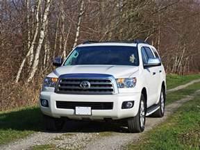 Toyota Sequoia Limited Toyota Sequoia Limited 2015 Suv Drive