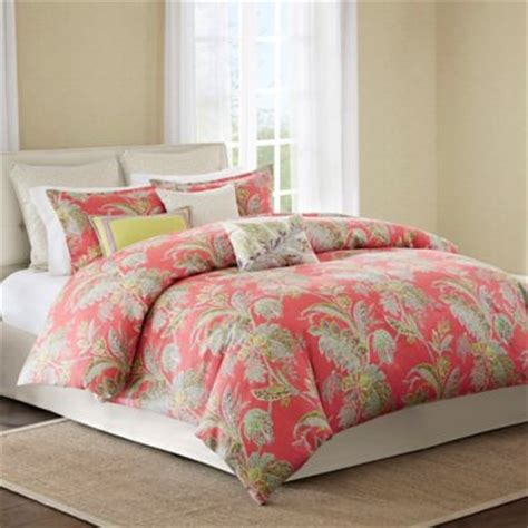 coral colored bedding buy coral colored queen bedding from bed bath beyond