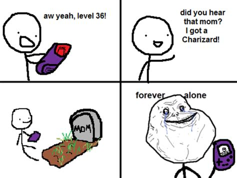 Forever Alone Meme Comics - image 67447 forever alone know your meme