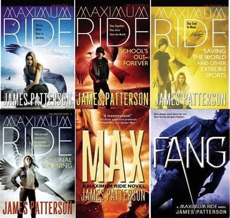 maximum ride series maximum ride