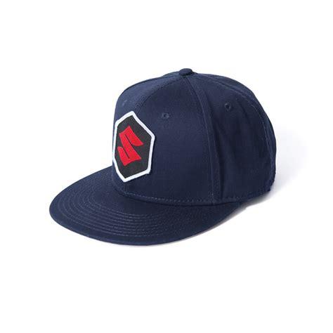 Suzuki Hat Suzuki Youth Snap Back Hat