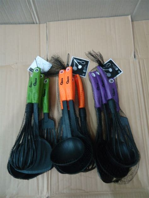 Spatula Set Oxone sodet sendok sayur spatula ox 953 kitchen tools set