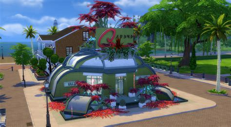 Build Your House Online download alien flower store sims online