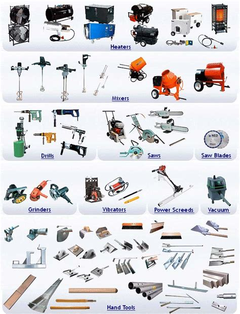 construction tools manufacturer manufacturer from