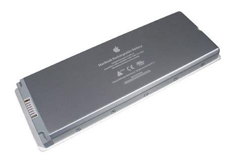 Baterai Original Macbook 13 A1185 Ma561 Lithium Polymer White image gallery macbook 13 2007 battery