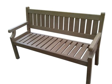 maintenance free garden bench the all weather composite bench simple maintenance