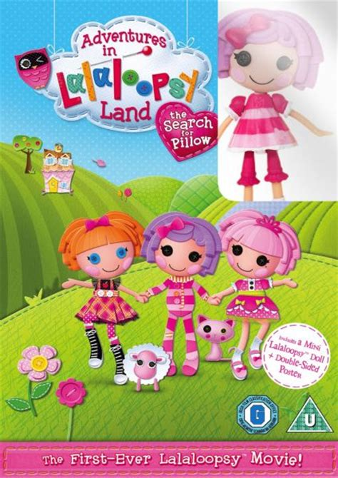 Adventures In Lalaloopsy Land Search For Pillow by Adventures In Lalaloopsy Land The Search For Pillow