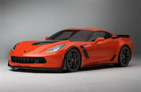 2015 chevrolet corvette color palette to feature daytona orange metallic autoevolution