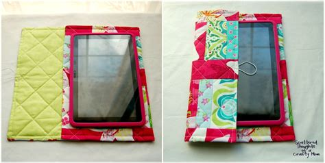 pattern for quilted kindle cover quilted tablet cover tutorial u create