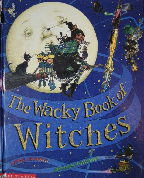 is a witch books the wacky book of witches the door