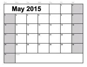 Free Printable Blank Calendar Template by Printable Blank Calendar Template Calendar Template 2016