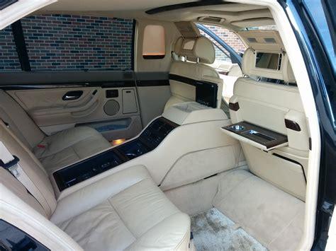bmw e38 interior bmw e38 l7 dash interiors bmw