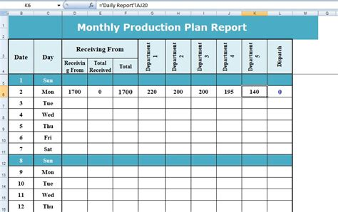 Excel Format Of Production Planning Project Management Excel Templates Production Plan Template