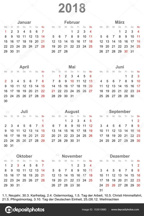 Panama Kalendar 2018 Jednoduch 253 Kalend 225 ř 2018 S St 225 Tn 237 Sv 225 Tky Pro Německo