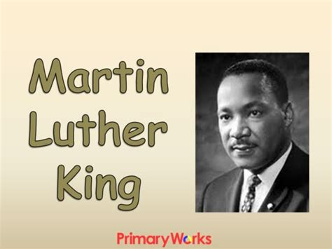 mlk biography for students martin luther king biography powerpoint to download for