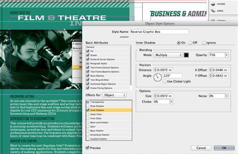 indesign tutorial intermediate an intermediate guide to stylesheets for adobe indesign
