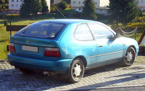 Toyota Corolla Hatchback 1994 1994 Toyota Corolla Liftback E10 Pictures Information