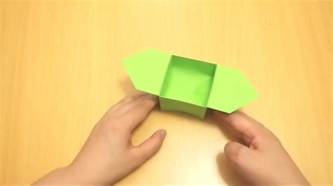 How To Make An Origami Wikihow - how to make an origami sanbo with pictures wikihow