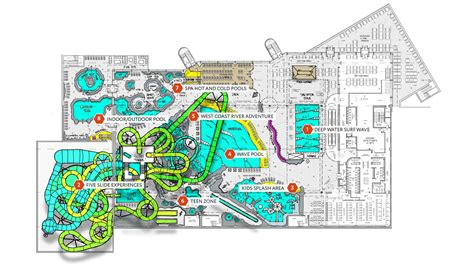 amusement park floor plan whistler blackcomb announces 345 million investment plan