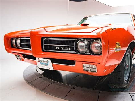 feature 1969 pontiac gto classic recollections 1969 pontiac gto judge duffy s classic cars