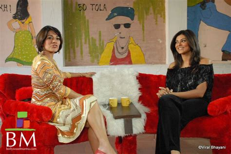 on the couch with koel sushmita sen koel purie on the couch with koel purie