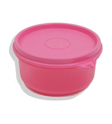 Royal Bowl Tupperware tupperware tropical cup bowl 250ml pink by tupperware