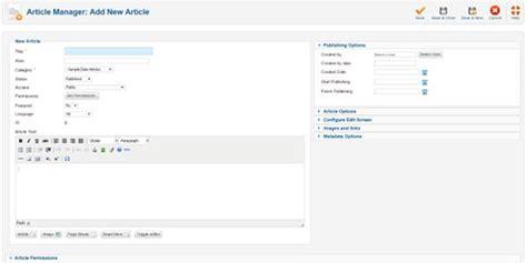 membuat artikel baru pada joomla wordpress vs joomla fitur persamaan perbedaan