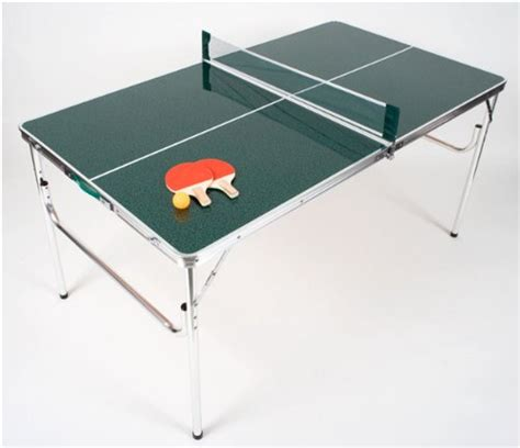 aluminum ping pong table best price the original master pong mini portable