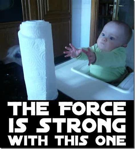 The Force Is Strong With This One Meme - the force is strong with this one