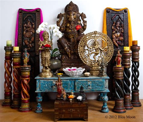 Indian Imports Home Decor | bleu moon one of a kind furniture home decor gifts
