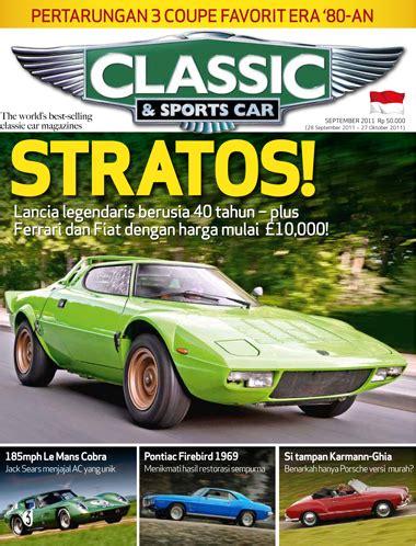 Majalah National Geographic Indonesia Oktober 2011 jual majalah classic sports car oktober 2011 scoop indonesia