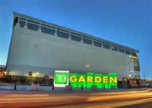 Boston Garden by Td Garden Celtics Basketball