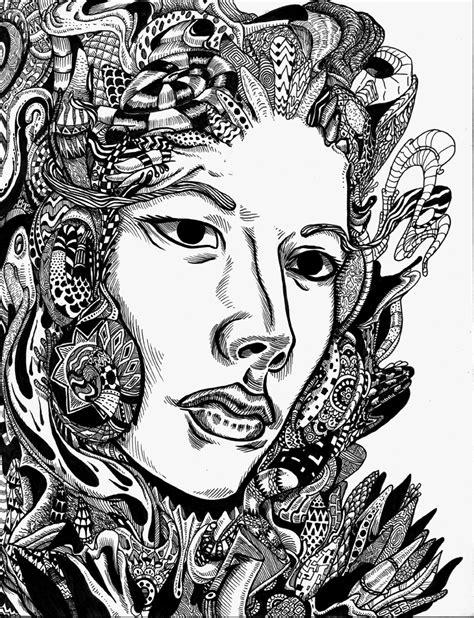 black and white ink patterns studio 2 41 april 2012