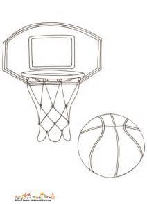 Coloriage Panier Basket Sur T 234 Te 224 Modeler